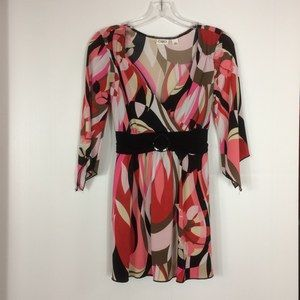 Cato Women's V- Neck Blouse Size S